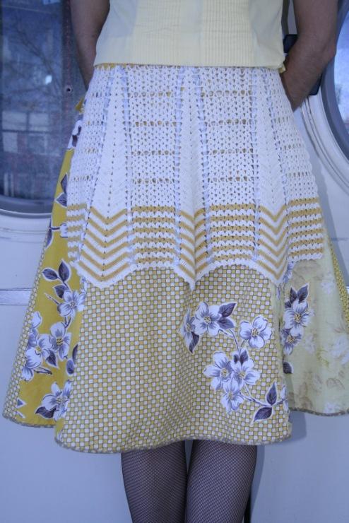 Вязание и ткань осинка