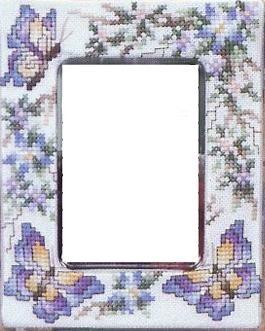 Рамки для фото и вышивок