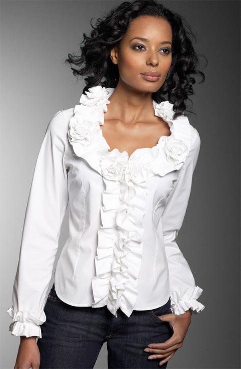 Разные Красивые Блузки