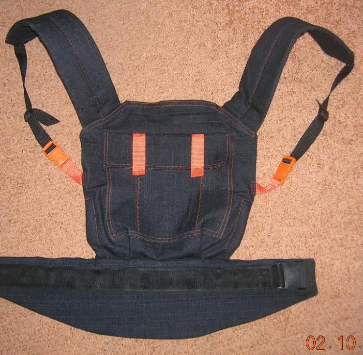 Переноска рюкзак для детей своими руками 70