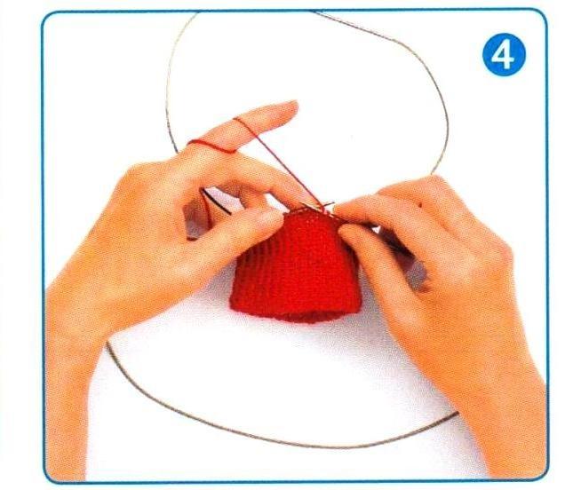 Вязание на круговых спицами для детей