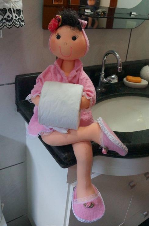 Куклы держатели туалетной бумаги мастер класс своими