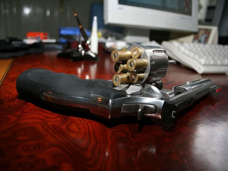 картинки на рабочий стол оружие