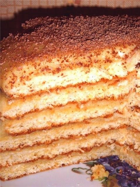 Творожное тесто для торта с фото
